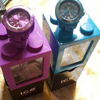 (降價)ICE WATCH 機械 積木風格錶 喜歡可議價