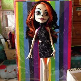 Preloved Monster High Doll