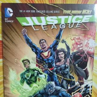 Justice League Volume 5 New 52