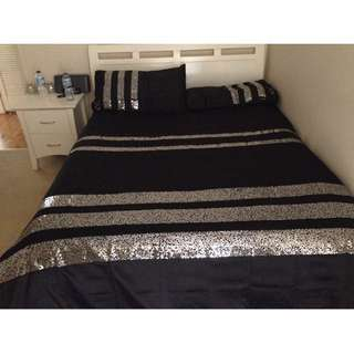 Playboy Double Bed Spread