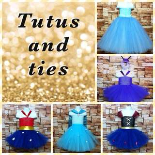 Tutu Dresses & More!