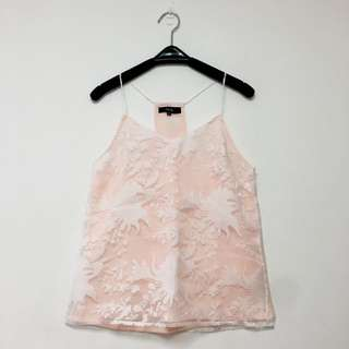 MDS Lace Camisole