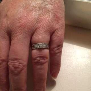 Michael Hill Ring Set