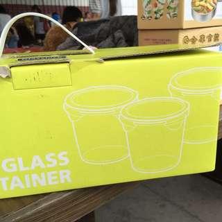 Glasslick玻璃保鮮罐