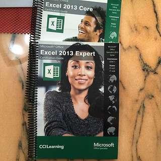 Excel 2013 Expert & Core