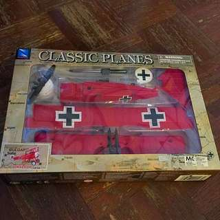 BN Classic Planes Model Kit (Plane Model)
