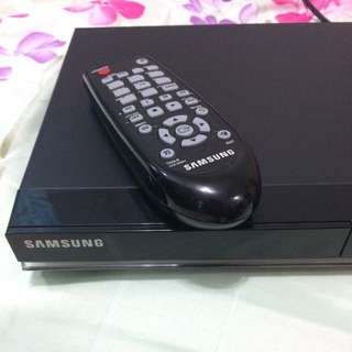 Samsung HD DVD 1080p Player