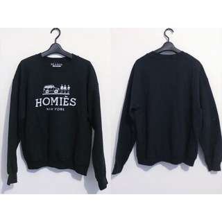 Reason Clothing (NYC) 趣味惡搞Homies刷毛衛衣