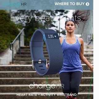 BNIB Fitbit HR