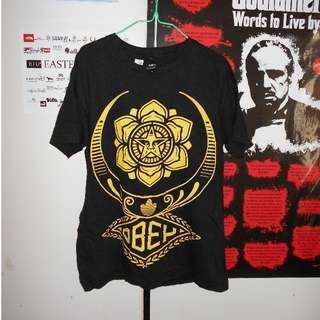 Obey Tshirt size s