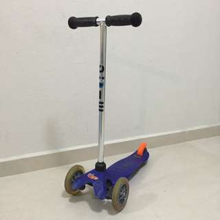 Pre-loved MICRO Mini Scooter