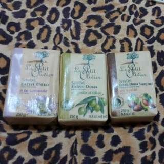 小橄欖法國傳統草本超柔保濕香皂