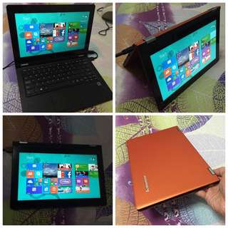 Lenovo IdeaPad Yoga 11 Convertible Notebook