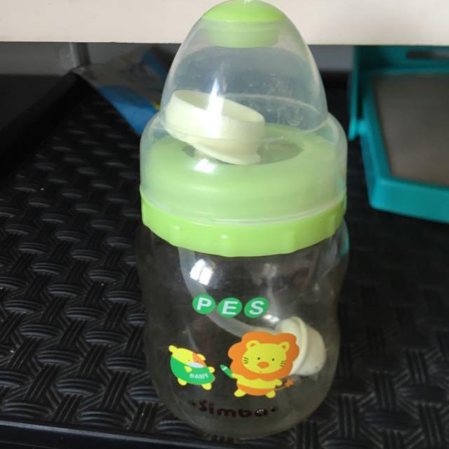 辛巴小獅子奶瓶