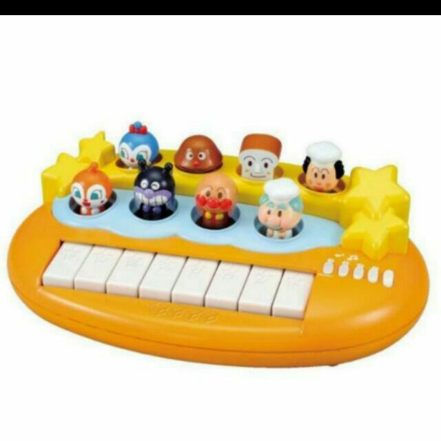 麵包超人 鋼琴 音樂 玩具