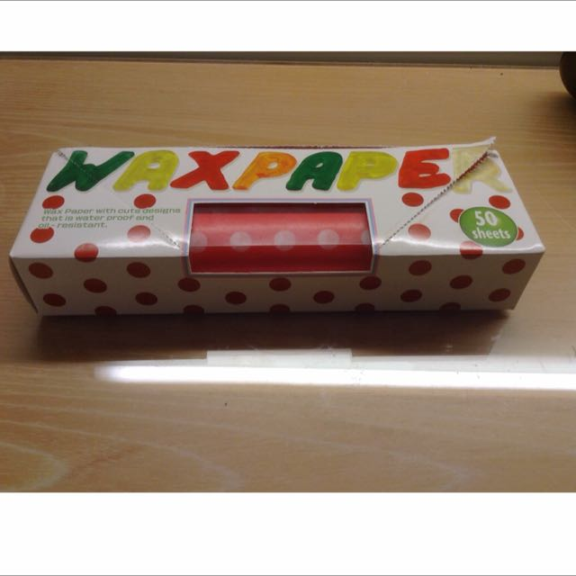 日本 WAXPAPER 野餐 廚房 pp 波點 餐巾紙 安全 食品