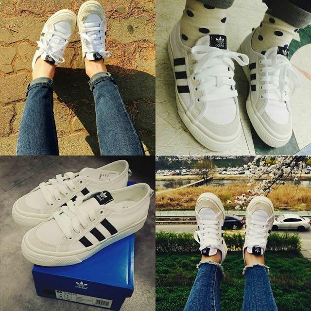 Adidas 🔺愛迪達🔺nizza  正品 陳欣欣