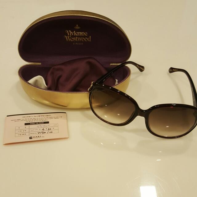 9ddbdad25f9f Authentic Vivienne Westwood Sunglasses (Female)