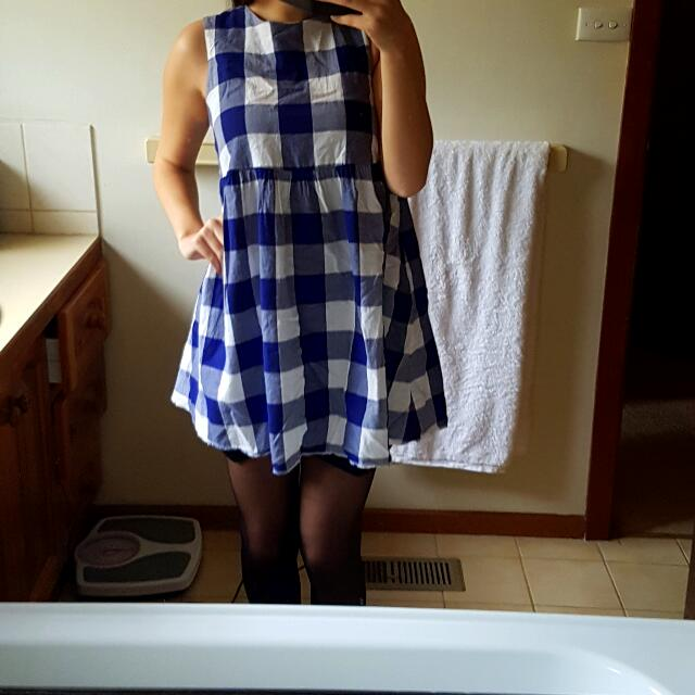 Blue Dress **was $12 Now $10**