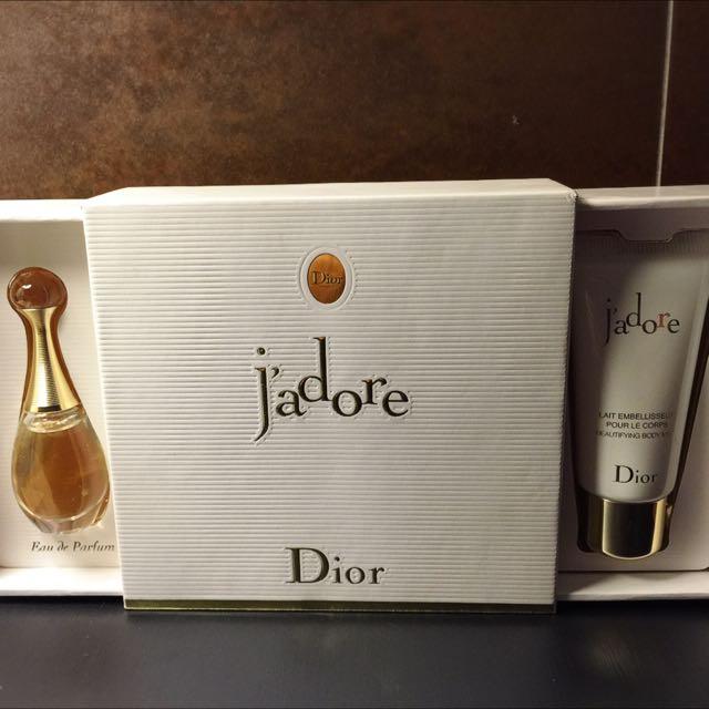 全新-Dior迪奧J'Adore揉香精露體驗組