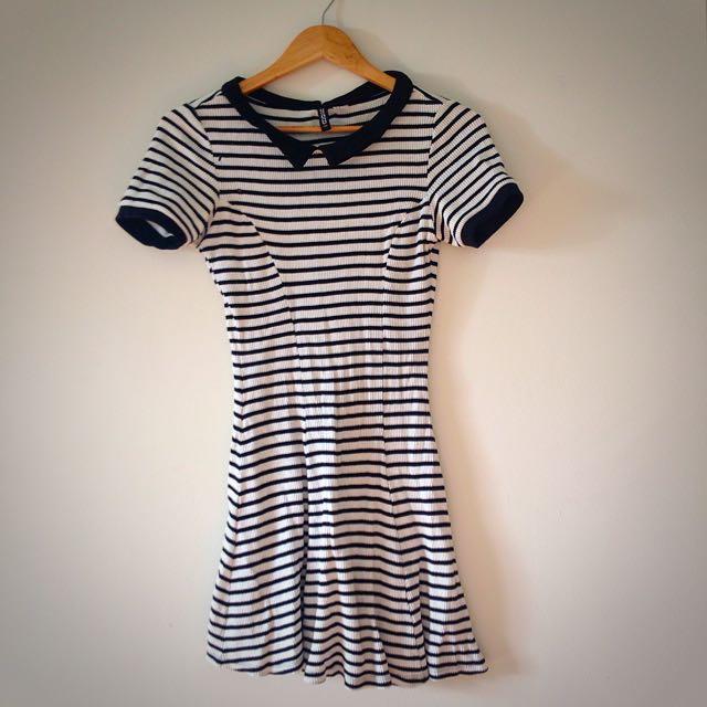 Divided (H&M) Japan Dress