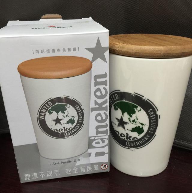 Heineken 海尼根傳奇典藏罐