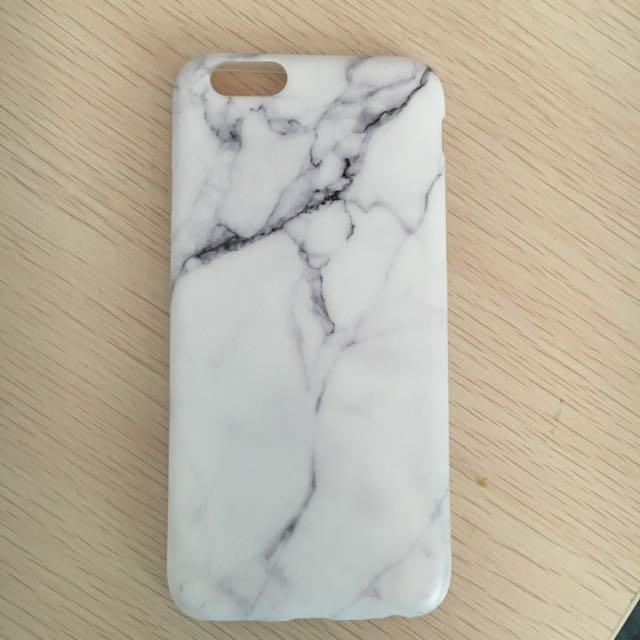 大理石手機殼iPhone 6(4.7吋)