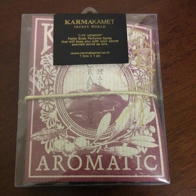 KARMAKAMET 香氛 香水鑰匙 [蔓越莓豐收 Cranberry Harvest] 3ml
