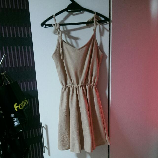 Lacey Little Nude Dress