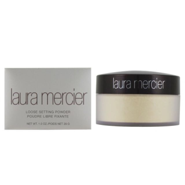 Laura Mercier 透明柔光蜜粉