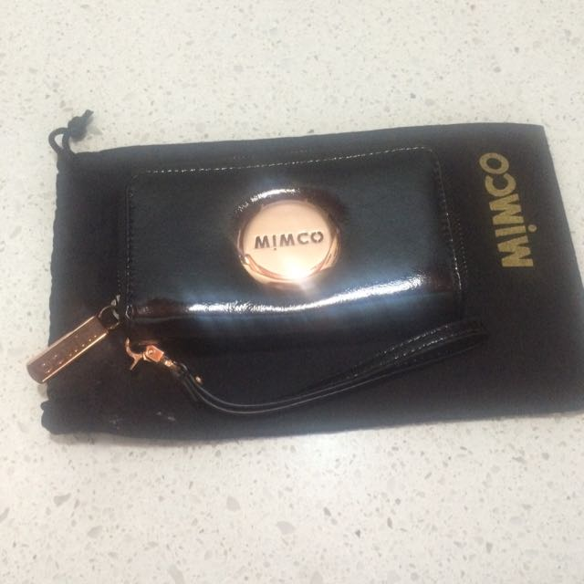 Mimco Love Wallet Wristlet