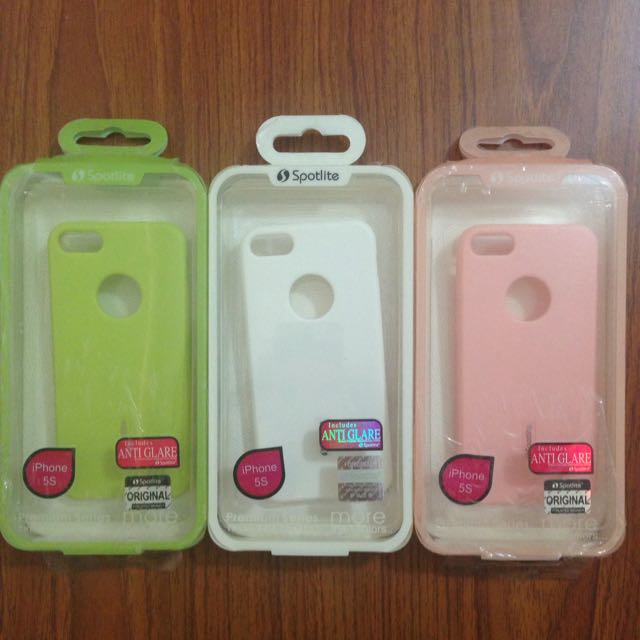 New Ready Stock - Iphone SE/5s/5 Case