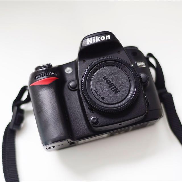 Nikon D80 單眼 相機
