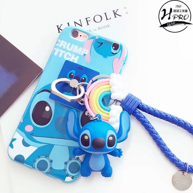 Iphone 6s 6 Plus Disney Stitch Adorable