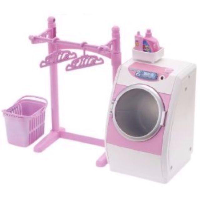 [Pre-order] Takara Tomy Licca Doll Spinning Laundry set