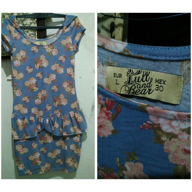 Pull & Bear Dress (Preloved)