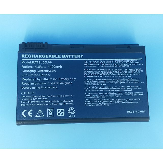 Replacement Laptop Battery Acer Aspire 5610AWLMi 3692 3100 3102 5100 5610 Electronics Computer Parts Accessories On Carousell