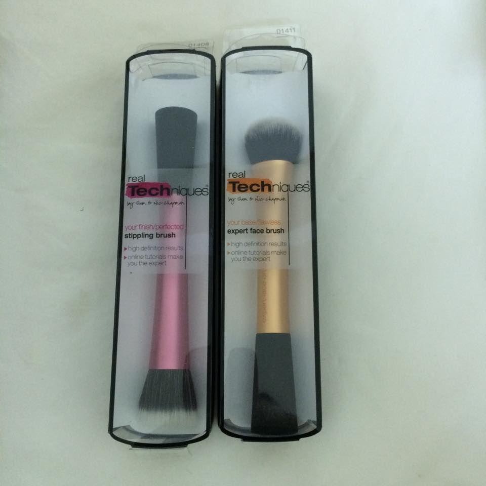 real technique 刷具-stippling-brush(產品名稱是一支)