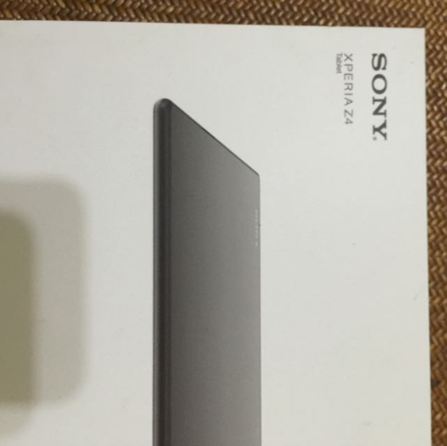 Sony XPERIA Z4 LTE版
