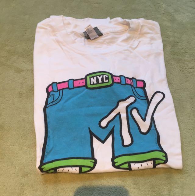 ✨T-shirt收藏✨ MTV黑色幽默