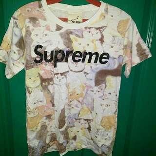 Supreme Kitty Tee