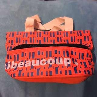 [卅蚊區]Mercibeaucoup, 飯盒袋 (有兩層)