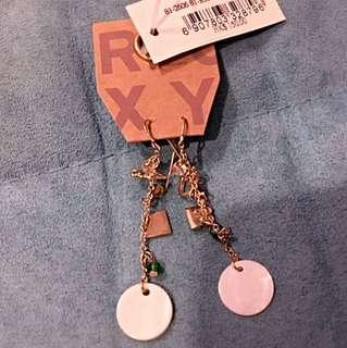 [卅蚊區]Roxy 珠片耳環
