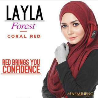 LAYLA FOREST by Maembong Exclusive - INSTANT 2-FACE