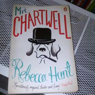 Novel (used) Mr Chartwell