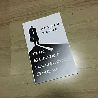 The Secret Illusion Show(By Andrew Mayne)