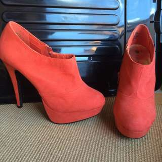 Heels/shoes Peach