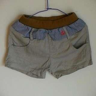 海軍風卡其短褲