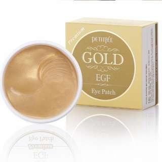 🔹代購 Petitfee Gold EGF 黃金眼膜