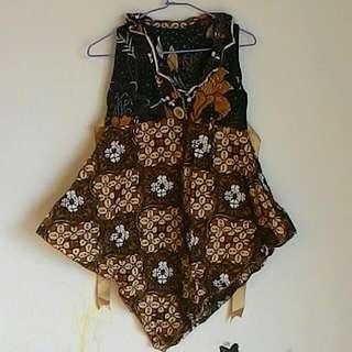 岜里島圖騰洋裝